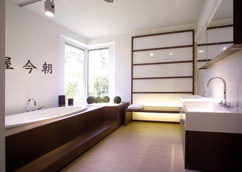 Musterhaus inneneinrichtung bad  Inneneinrichtung für STREIF Häuser