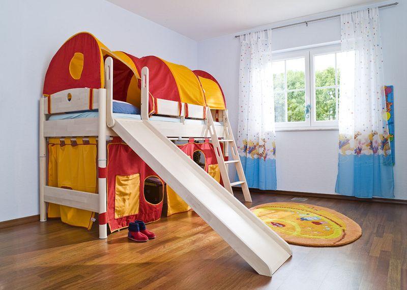 Inneneinrichtung f r streif h user - Kinderzimmer impressionen ...