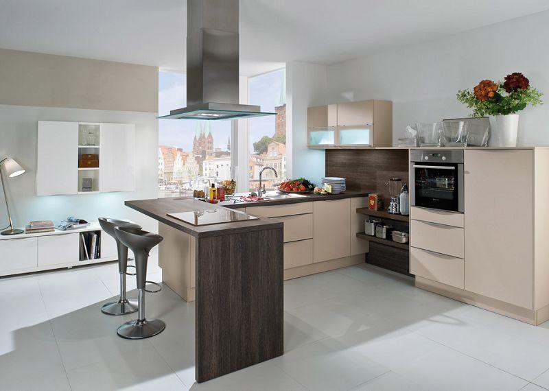 Moderne häuser innen küche  Inneneinrichtung für STREIF Häuser