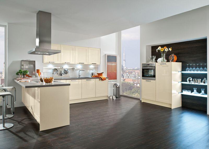Musterhaus inneneinrichtung küche  Inneneinrichtung für STREIF Häuser