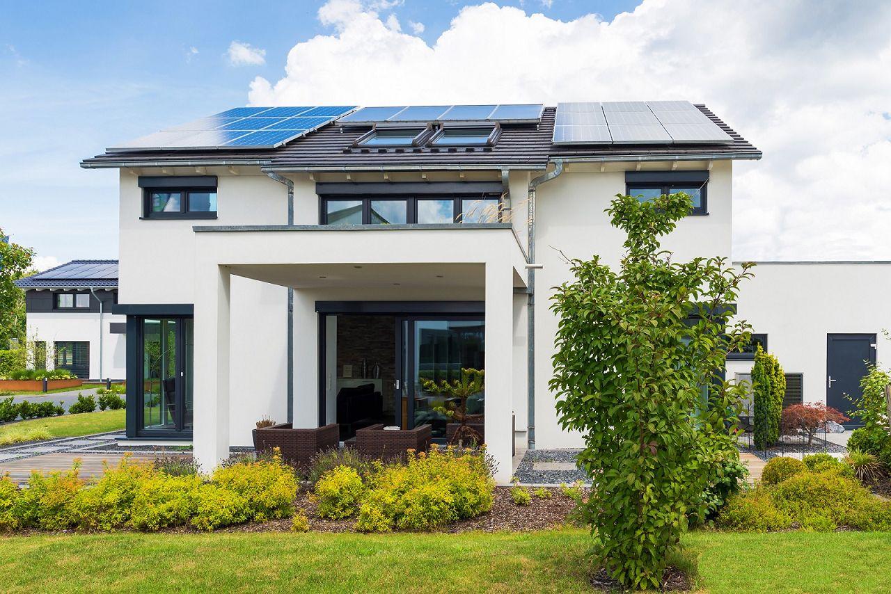 Plus-Energiehaus & Passivhaus-Konzept - STREIF Haus Haustechnik