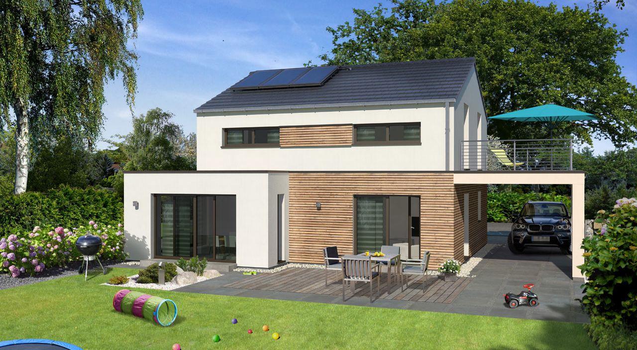 einfamilienhaus bauen mit streif family sd 2502 mit. Black Bedroom Furniture Sets. Home Design Ideas