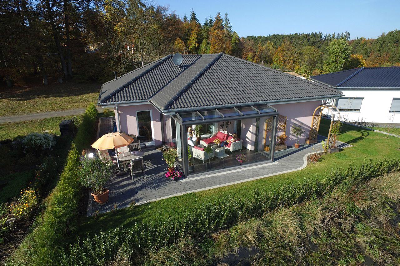 Erfahrungen mit einem fertighaus bungalow vom hersteller streif - Wintergarten erfahrungen ...