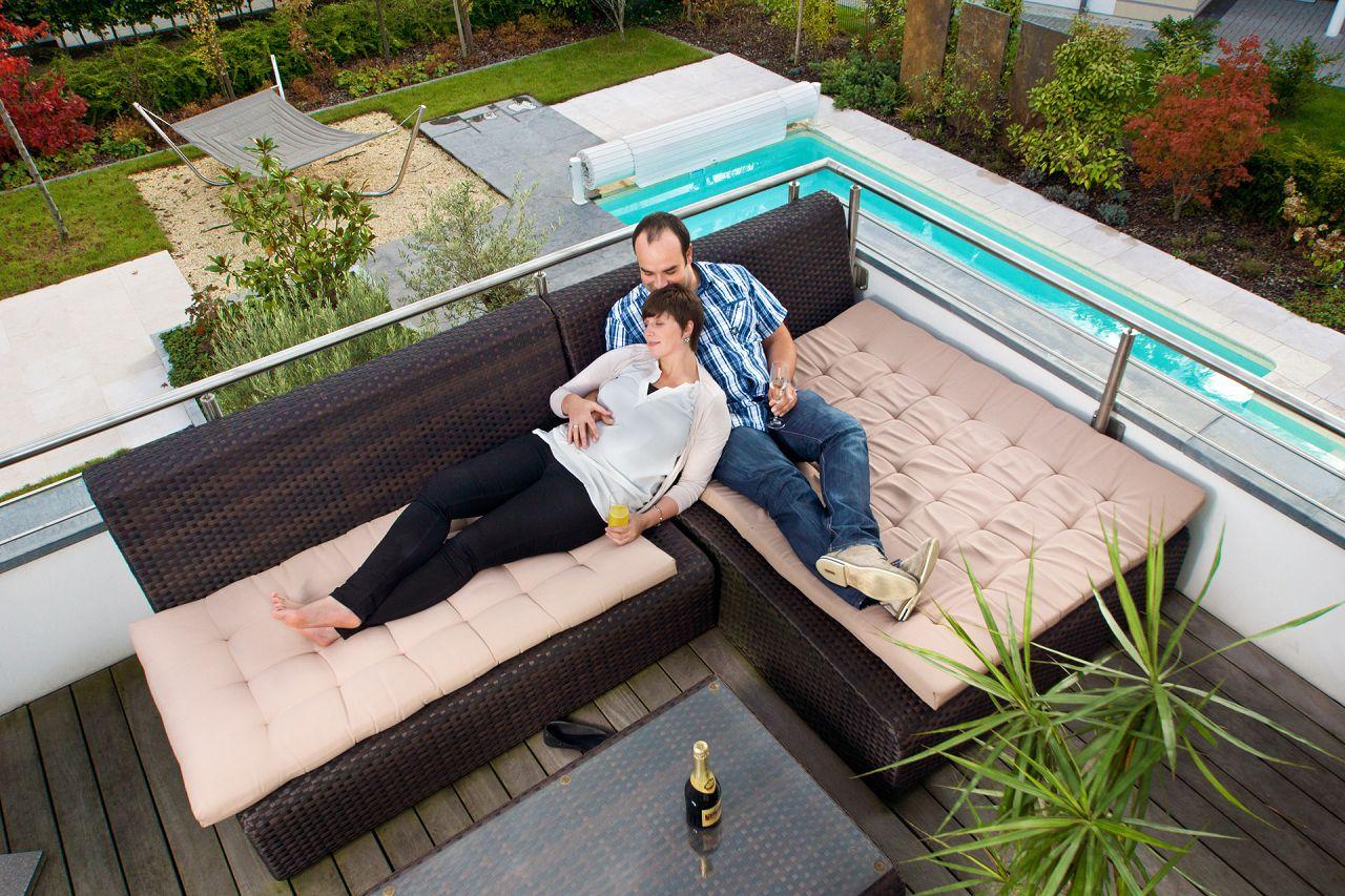Amüsant Dachterrasse Auf Flachdach Bauen Sammlung Von Modernes Mit Luxuriöser Schlüsselfertig