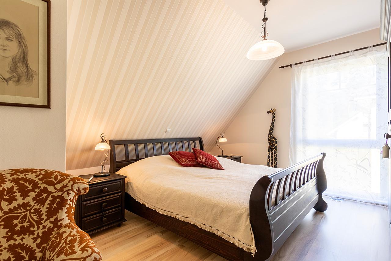 Elternschlafzimmer Im STREIF Fertighaus