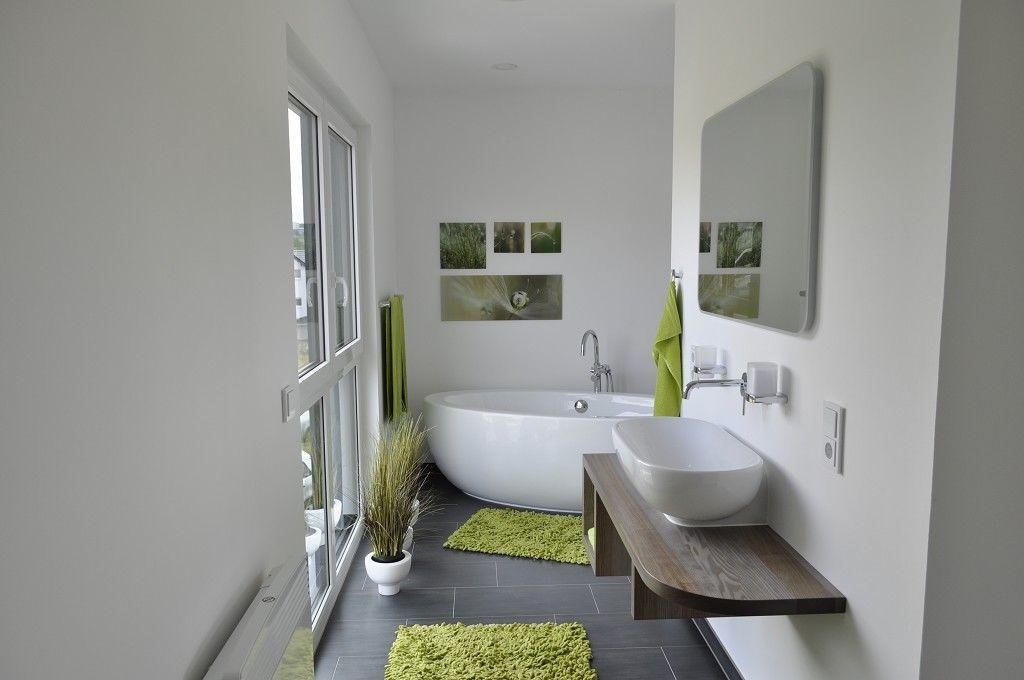 Moderne häuser innen bad  STREIF Haus BITBURG - Hausbau leicht gemacht mit einem Fertighaus ...