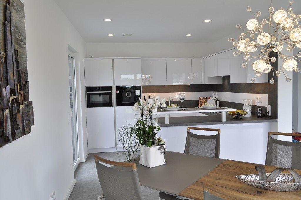 Musterhaus inneneinrichtung küche  STREIF Haus BITBURG - Hausbau leicht gemacht mit einem Fertighaus ...