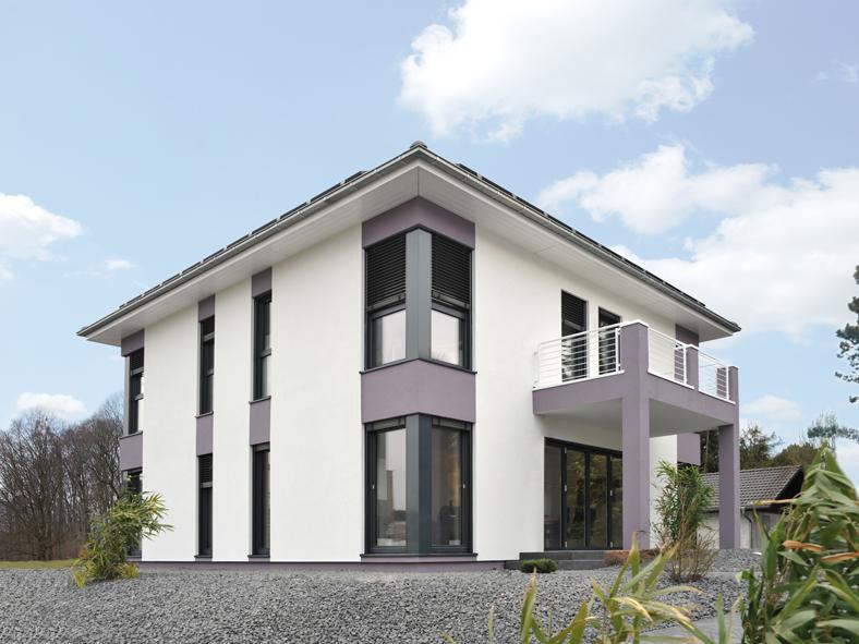 streif haus frankfurt hausbau leicht gemacht mit einem fertighaus von streif haus. Black Bedroom Furniture Sets. Home Design Ideas