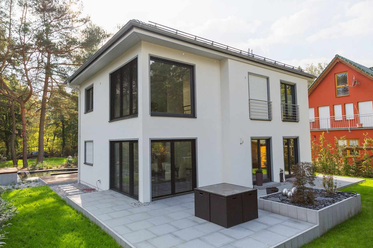 Musterhaus innen bad  STREIF Haus HELSINKI - Hausbau leicht gemacht mit einem Fertighaus ...