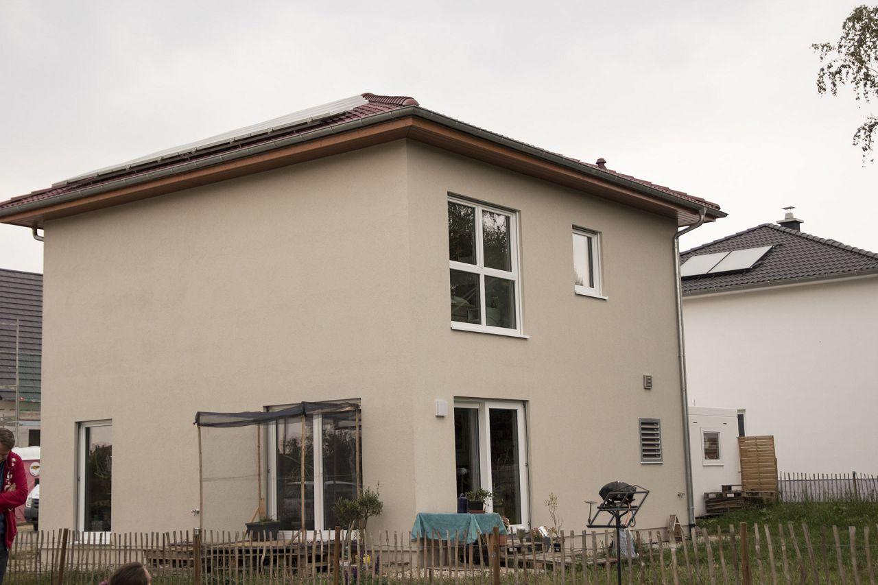 Musterhaus inneneinrichtung küche  STREIF Haus HELSINKI - Hausbau leicht gemacht mit einem Fertighaus ...