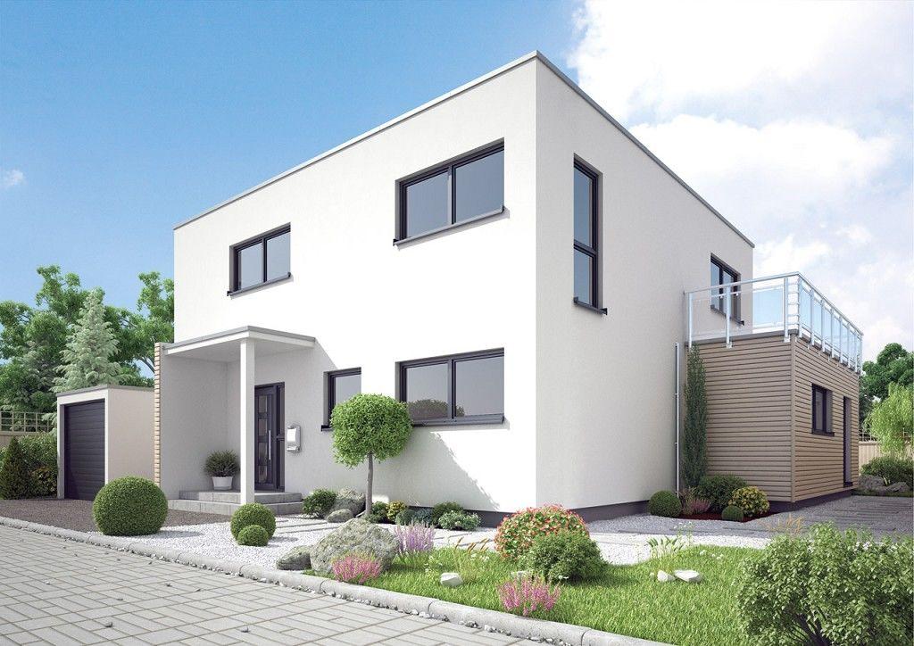 Streif haus stockholm hausbau leicht gemacht mit einem for Haus modern flachdach