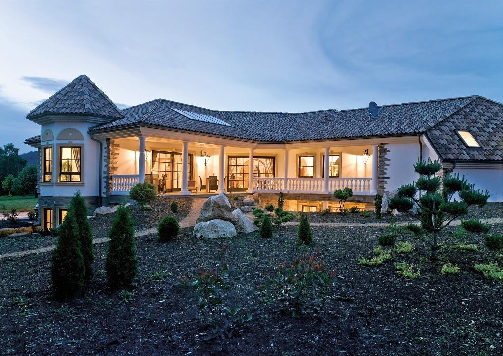 Streif haus toulouse hausbau leicht gemacht mit einem for Architektenhauser inneneinrichtung