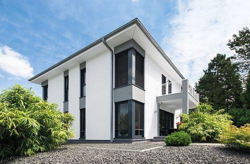 Musterhaus Bad Vilbel - Hausbau mit dem Fertighaus Spezialist in ...