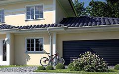 Garagen und Carports für Fertighäuser von STREIF