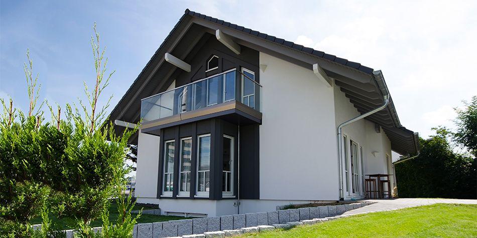musterhaus fellbach hausbau mit dem fertighaus. Black Bedroom Furniture Sets. Home Design Ideas