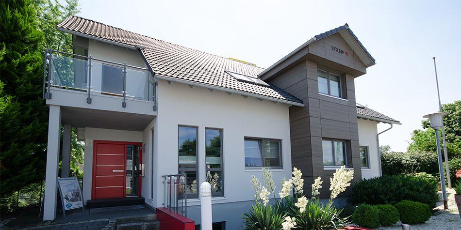musterhaus mannheim hausbau mit dem fertighaus spezialist in der region. Black Bedroom Furniture Sets. Home Design Ideas