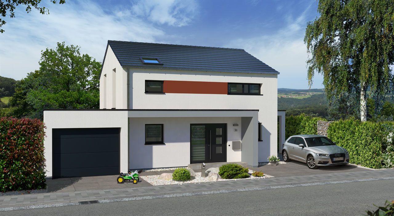 ... Einfamilienhaus Schlüsselfertig Bauen Mit STREIF ...