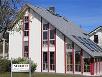 Musterhaus ravensburg hausbau mit dem fertighaus for Innenarchitektur ravensburg