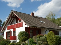 musterhaus g nzburg hausbau mit dem fertighaus. Black Bedroom Furniture Sets. Home Design Ideas