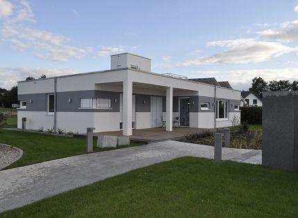 streif haus g nzburg hausbau leicht gemacht mit einem fertighaus von streif haus. Black Bedroom Furniture Sets. Home Design Ideas